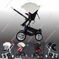 Мима xari дизайн chbaby детская коляска высокого пейзаж складной dsland doux гольф