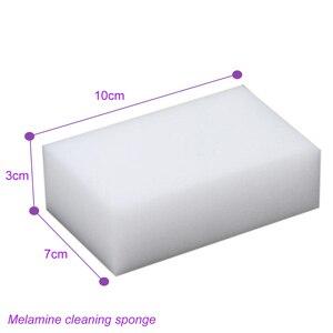 Image 2 - 100*70*30 センチメートル 100 個クリーンホワイトマジックスポンジ消しゴム、卸売品質メラミンスポンジ皿キッチンアクセサリーサプライヤー 39