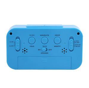 Image 2 - Student nacht smart alarm clock light control multi funktion platz smart uhr direkt ab werk kinder elektronische geschenke