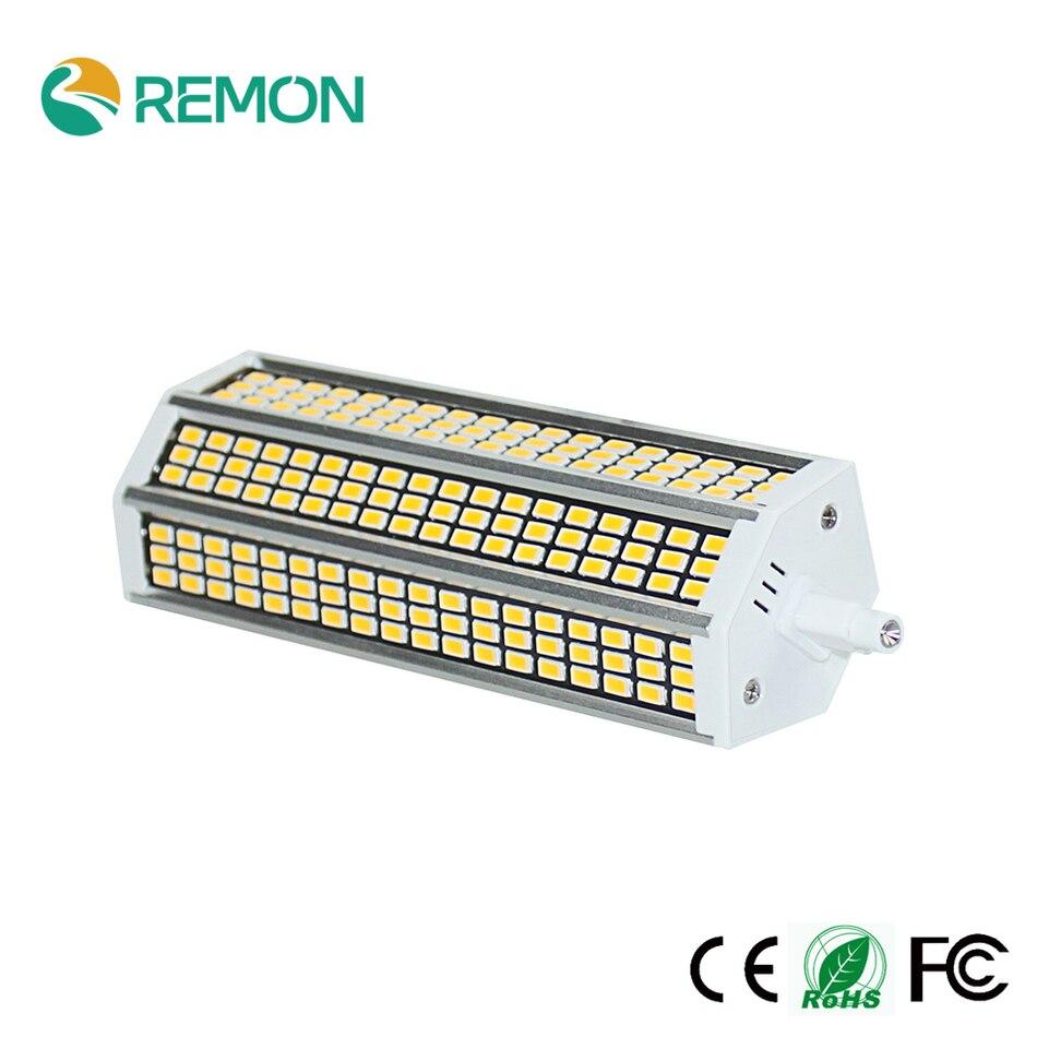 5W 10W 13W 20W  R7S LED Bulb Lamp SMD 5733 LED Corn Bulbs Lampadas 78 118 135 189mm Lampadas 220V Lantern Replace Halogen Lamp 20 13 5