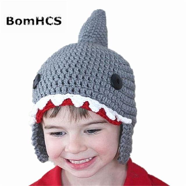 e688a0f9d59 BomHCS Child s Hats (for 1-3years) Monster Shrek Beanies Funny Animal Caps  Birthday
