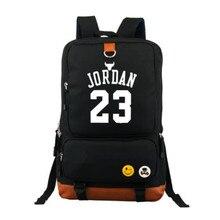 sac a dos 2019 Hot Sale 23 School jordan Backpack Fashion Star Oxford  School Bag for