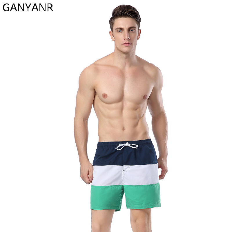 Sports & Entertainment Men Summer Trunks Quick Dry Swimwear Beach Surfing Running Swimming Short Pants Sports Surffing Shorts Summer Autumn Men 01