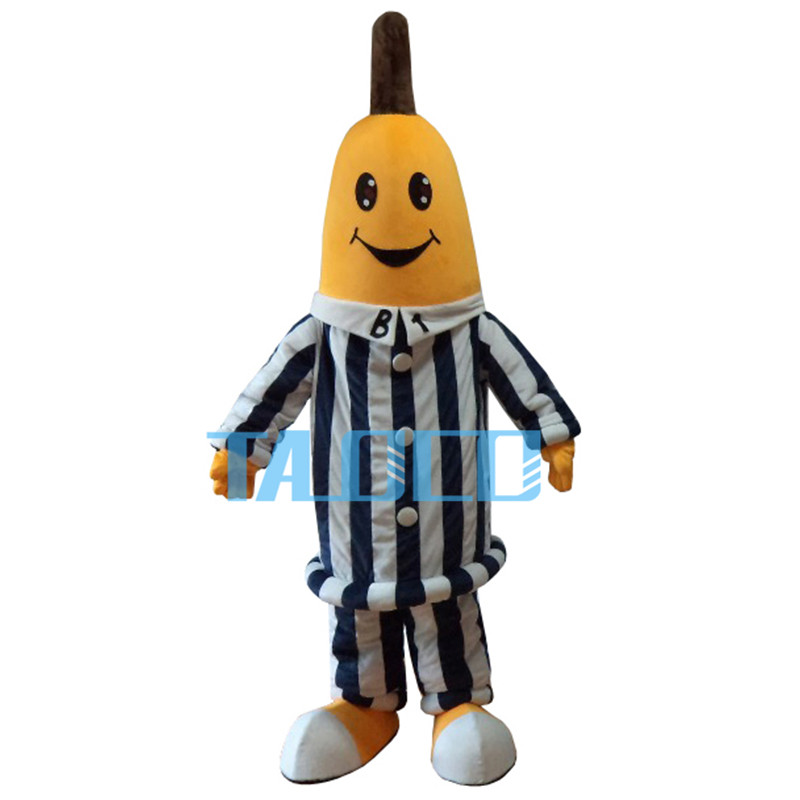 Dexule Bananas In Pyjamas Mascot Costumes Banana Mascot Costume-in Anime Costumes from Novelty u0026 Special Use on Aliexpress.com | Alibaba Group  sc 1 st  AliExpress.com & Dexule Bananas In Pyjamas Mascot Costumes Banana Mascot Costume-in ...