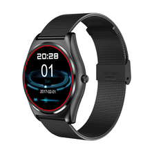 N3 Sensible Watch Coronary heart Price Monitor Bluetooth Sensible Watch Wi-fi Charging Wristband Name Reminder Health Smartwatch PW42