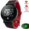 Умные часы для мужчин и женщин  монитор сердечного ритма  шагомер артериального давления  фитнес-трекер для бега  спортивные умные часы для ...