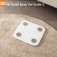 Xiaomi Mi Smart Body Fat Scale 2 / Weight Scale 2 Bluetooth 5.0 APP Monitor LED Display Body Balance Test Body Composition Scale