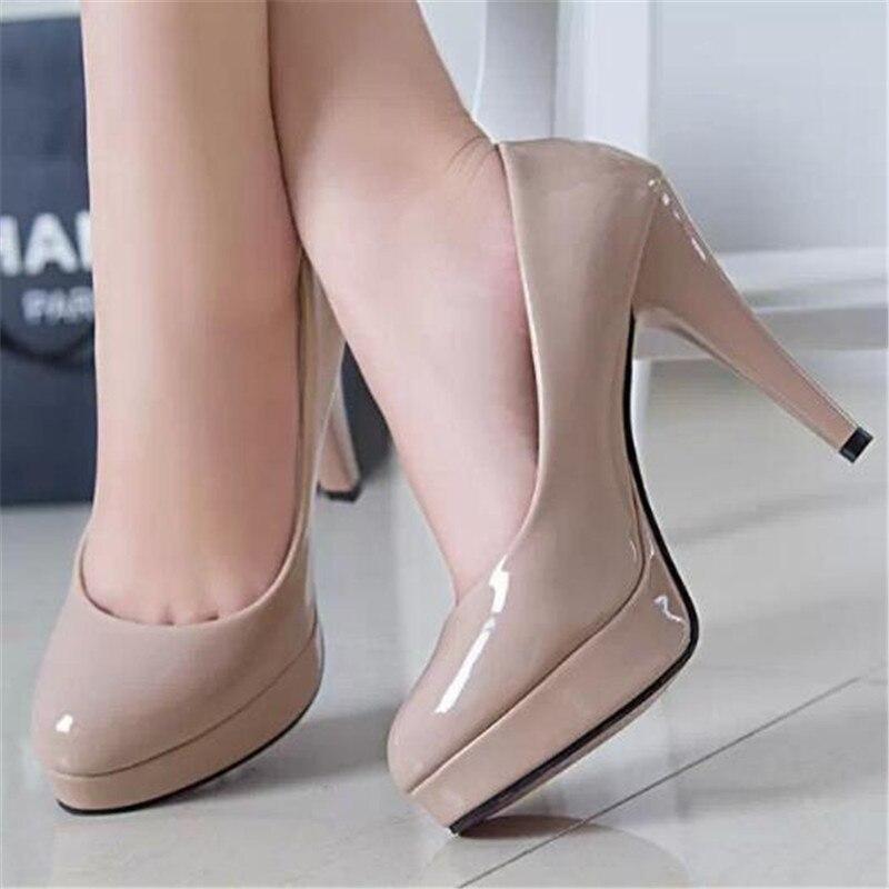 dfc3b48fb 2019 Sexy clásico de los tacones altos de las mujeres sandalias de verano  zapatos de mujer ...
