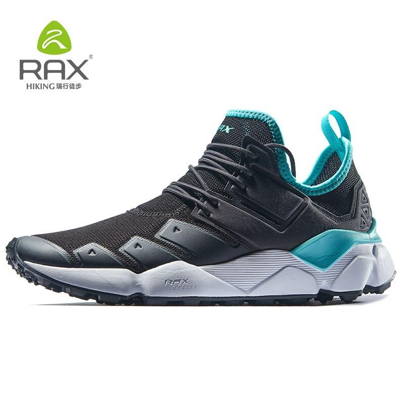 RAX мужские кроссовки открытый горы Прогулки Кроссовки Мужские дышащие легкие кроссовки Air Mesh Весна туризма Shoe457