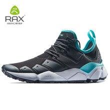 RAX Men Running Shoes Outdoor Mountain Walking Sneakers Men Breathable Lightweight Jogging Shoes Air Mesh Spring Tourism Shoe457