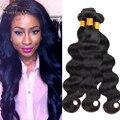 7a Peruvian Virgin Hair Body Wave 4 Bundles Sunny Queen Hair Products Cheap Peruvian Virgin Hair 4 Bundle Deals