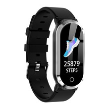 696 T1 Smart Bracelet Heart Rate Monitoring Sport Activity Fitness Tracker Pedometer Smart Band Sedentary Remind Smart Wristband