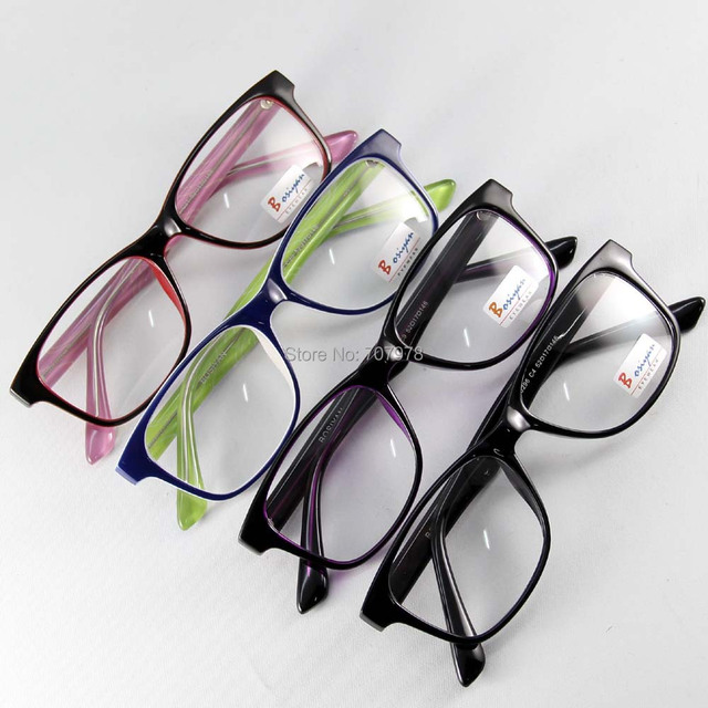 f7ac3b21e4b New full-Rim Optical Eyeglasses Frame Spectacle reading Glasses Eyewear  myopia hyperopia RX Acetate Bookworm Oculus De Grau