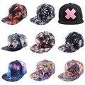 Atacado moda de nova sports caps snapback snap back chapéus das mulheres dos homens da novidade impresso teste padrão legal ao ar livre boné de beisebol dos meninos da menina