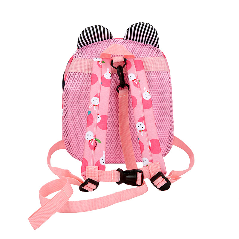 Children Schoolbags Boys And Girls Backpack 1-6 Years Old Anti Lost Traction Rope Toddler Baby Harness Backpack