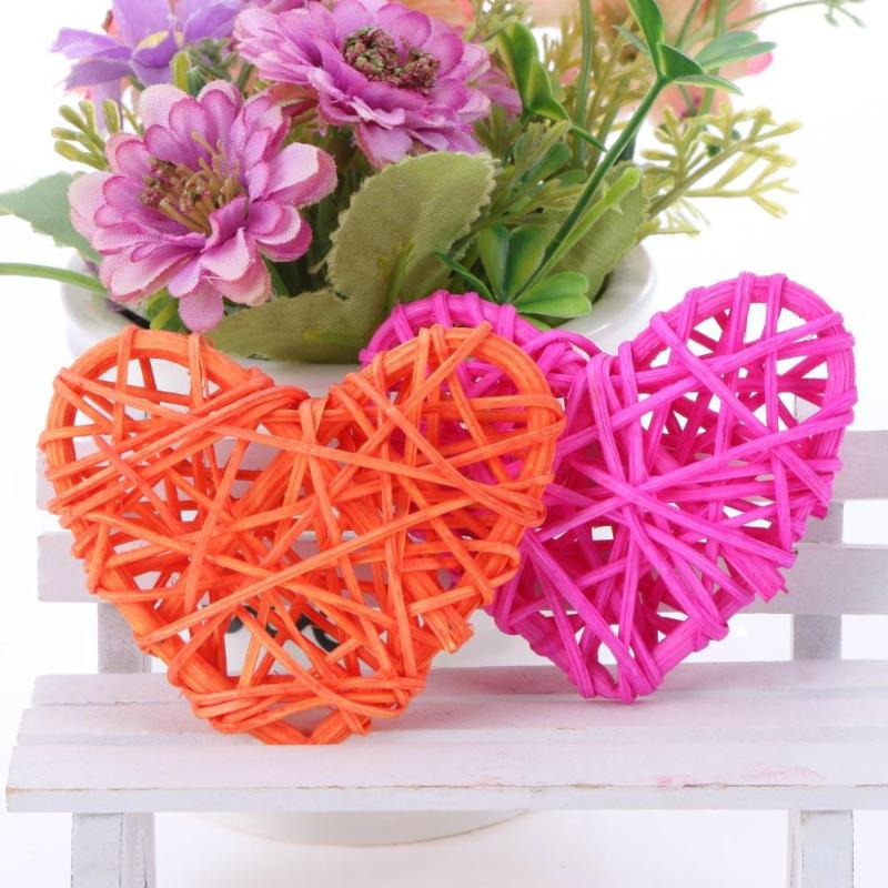 Home & Garden 5pcs Cute Rattan Star Takraw Birthday Party Family Party Decoration Diy Home Crafts Christmas Gift Home Decoration Accessories Modern Techniques Christmas