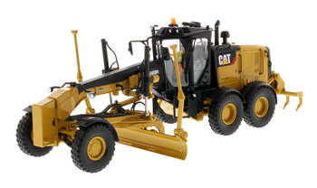Exquisite DM 1:50 Caterpillar Cat 140M3 Motor Grader Vehicle Engineering Machinery 85544 Diecast Model For Collection,Decoration