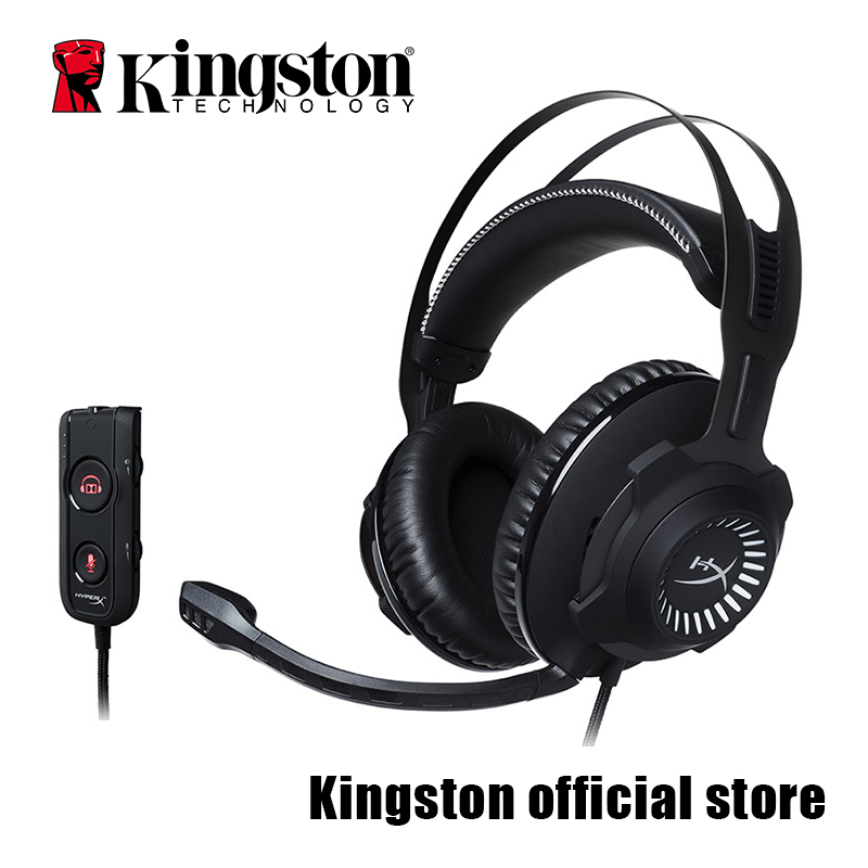HyperX Cloud Revolver S Gaming Headset with Dolby  Surround Sound for