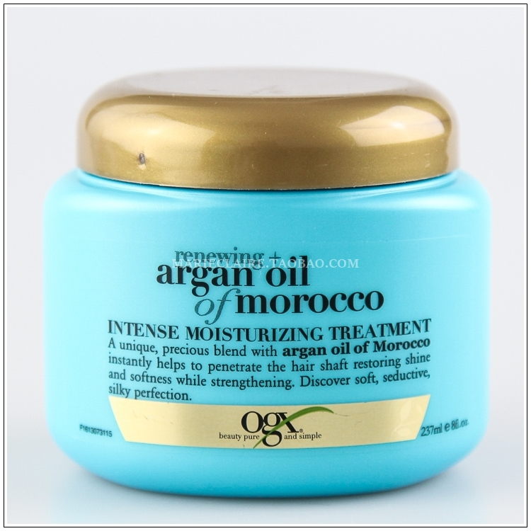 USA ORGANIX OGX ARGAN OIL Morocco / Agam oil powerful moisturizing mask 237ML globo agam 3419