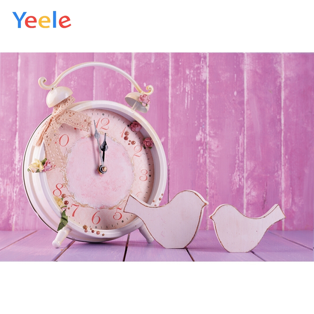 Yeele Wedding Party Photocall Ins Wood Lovebirds Photography Backdrops Personalized Photographic Backgrounds For Photo Studio in Background from Consumer Electronics