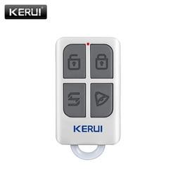 KERUI беспроводной высокоэффективный портативный пульт дистанционного управления 4 брелок для ключей с кнопками для wifi GSM PSTN домашняя охранна...