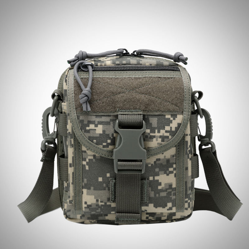 High quality men messenger bag camouflage Crossbody Shoulder Bag Military Haversack Casual Bag free shipping high quality casual men bag