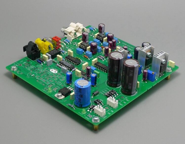 Новый AD1852 ST5 Шарм полный DAC fever аудио декодирование