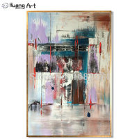 Professional Artist Hand-painted High Quality Abstract Oil Painting For Wall Decorative Modern Abstract Canvas Oil Painting