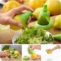 Criativas ferramentas pressionando manual de casa espremedor Espremer o suco de limão suco de laranja frutas Frescas de limão pulverizador cozinha ferramentas