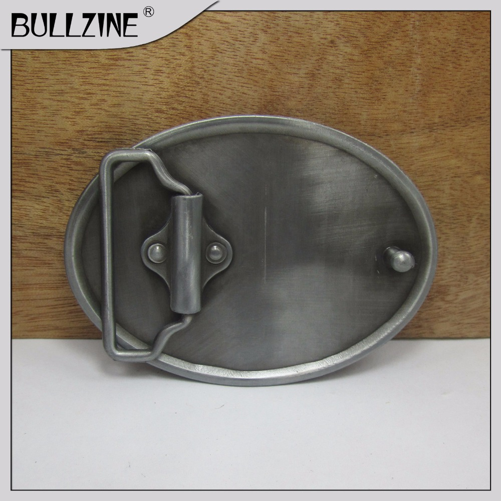 Bullzine конский ремень пряжка с оловянной отделкой FP-03118 подходит для 4 см Ширина ремня