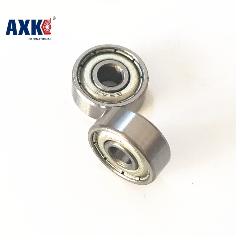 10pcs 682ZZ 683ZZ 684ZZ 685ZZ  686ZZ 687ZZ 688ZZ 689ZZ Miniature Ball Bearing free shipping 50pcs lot miniature bearing 688 688 2rs 688 rs l1680 8x16x5 mm high precise bearing usded for toy machine