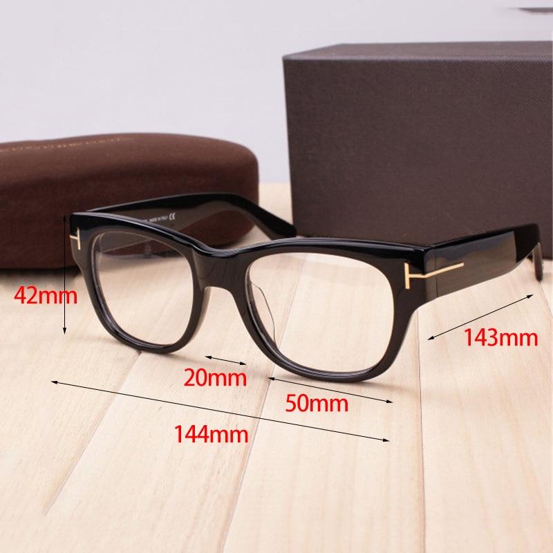 a2050401166e25 Kopen Goedkoop Cubojue Acetaat Bril Mannen Vrouwen Decoratie recept Bril  Vintage Retro Grote Dikke Frame Brillen Mannelijke Vrouwelijke Online.