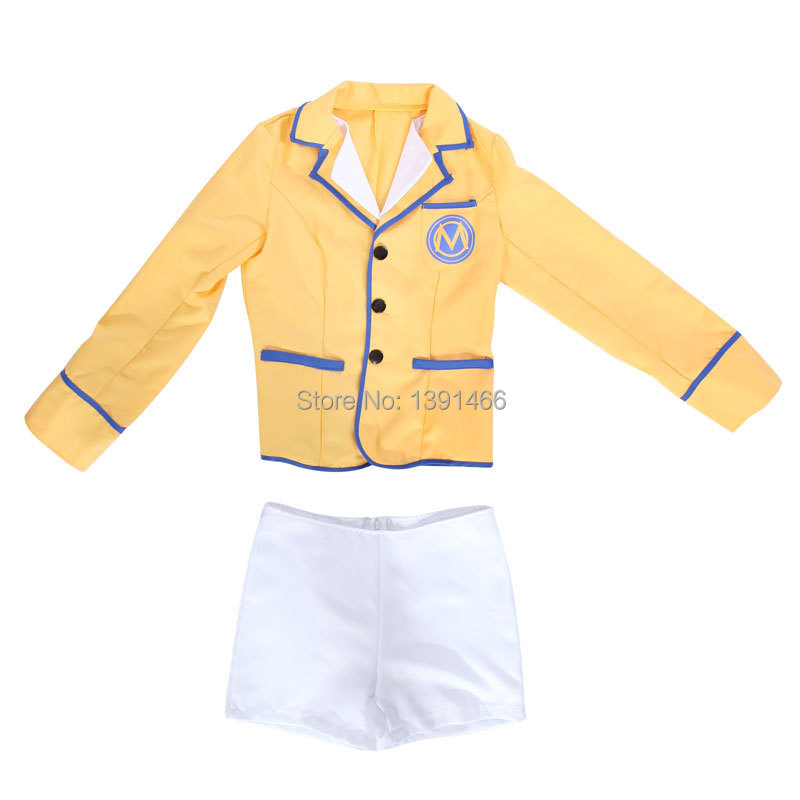 Mens Holiday Camp Rep 1980s Hi De Hi Stag Do Fancy Dress Costume Outfit M-XL