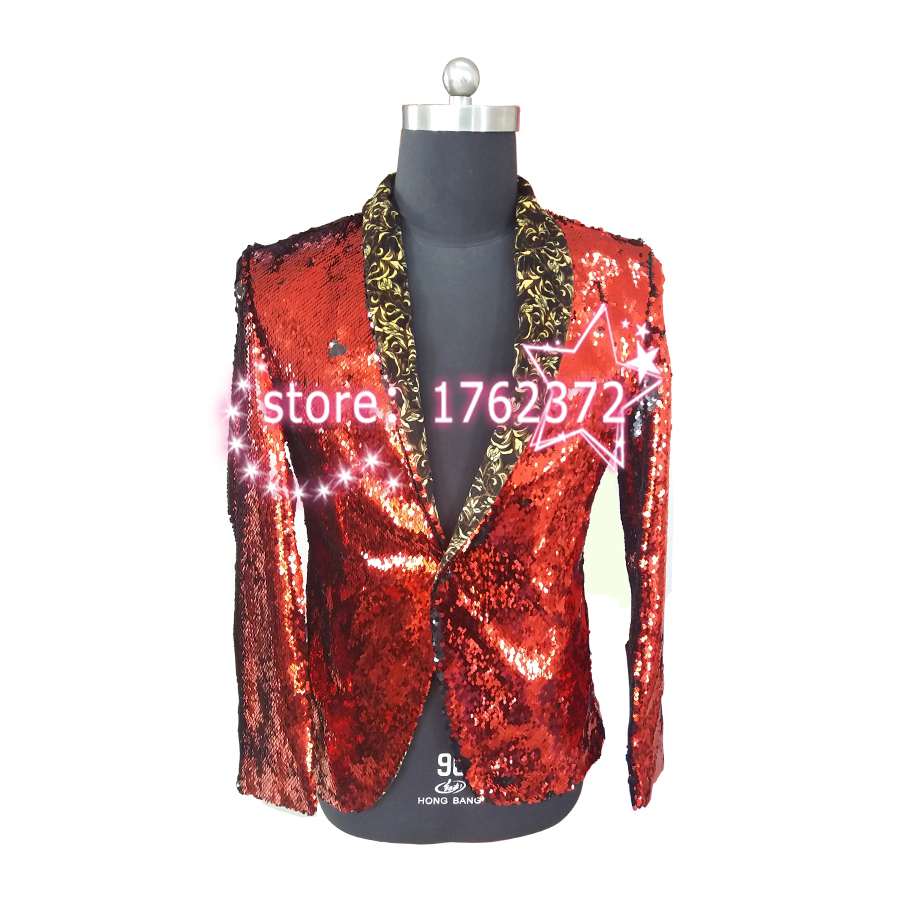 Picture Pardessus picture Color Mâle Dj Hommes Outwear Jazz Paillettes Nouveaux Danseur Costume Stade Performance Tenue Color Veste Chanteur Blazers Ds Homme wOTgfqFU