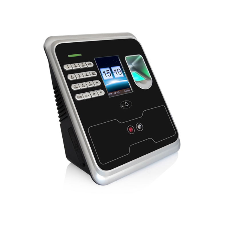 Face And Fingerprint Access Control System And Time Attendance Device With TCP/IP