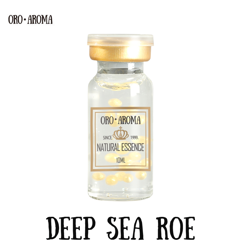 Famous Brand Oroaroma Face Serum Deep Sea Roe Serum Extrace Essence Living Cells Stoste Products Anti Aging Restore Skin Luster