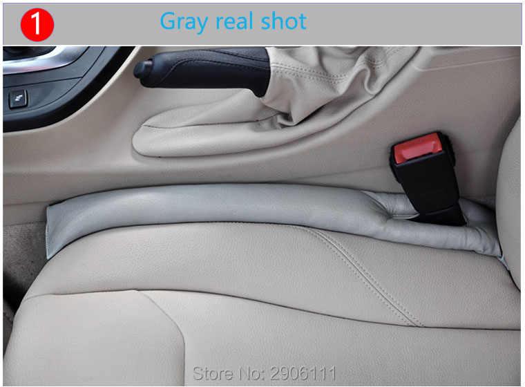 Pegatinas para espacio de asiento almohadilla a prueba de fugas para coche para Hyundai elantra ix35 solaris accent i30 ix25 tucson, accesorios para coche