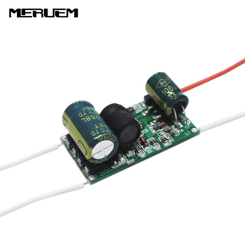 6ks / šarže 9W 10W 11W 12W LED ovladač 12V až 26V 500mA Solární kompatibilní AR111 napájecí zdroj Žárovky Transformátor Doprava zdarma
