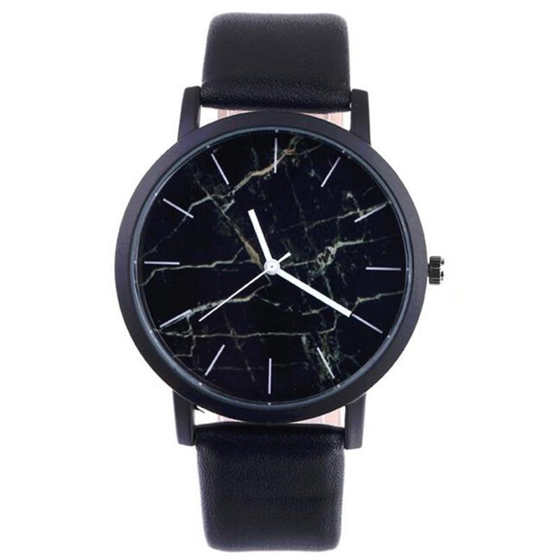 2017-new-fashion-black-leather-analog-clock-ladies'-watch-classic-marble-quartz-watch-for-women-unisex-feminino-wristwatch