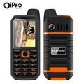 Vkworld Stone V3 Плюс 4000 мАч Длительным Временем Ожидания Мобильный Телефон 2.4 дюймов IP54 Водонепроницаемый Пыленепроницаемый Мобильный Телефон Dual SIM FM радио