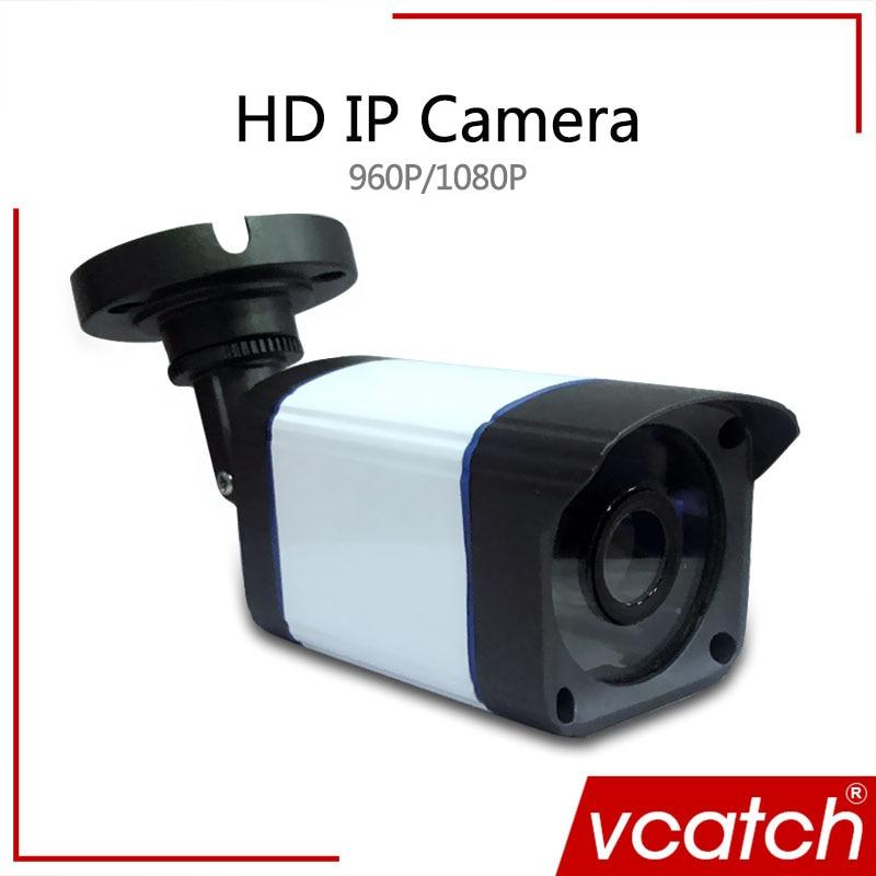 Vcatch 960P HD IP POE Camera ONVIF P2P Cam IR-Cut CCTV Camera Outdoor Waterproof Security Camera Free Shipping