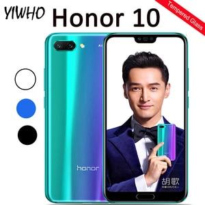 Image 1 - Vetro di protezione Honor 10 di Vetro Temperato per Huawei Honor 20S 10i Protezione Dello Schermo Pellicola di Sicurezza Honer 20Lite honor10 Honor20S
