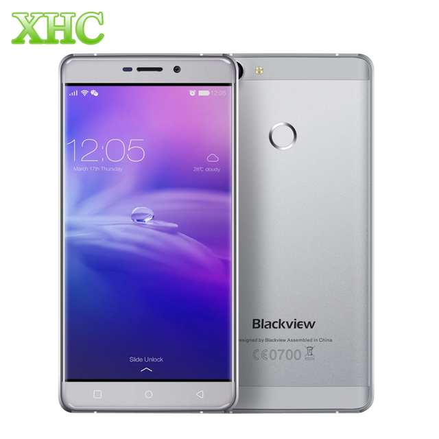 Blackview R7 4GB+32GB FDD 4G Smartphone 5.5'' Android 6.0 MTK6755 Octa-core 2.0GHz 1920 *1080 13.0MP 3000mAh Touch ID Cellphone