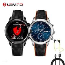 LEMFO MTK6850 LEM5 Reloj Teléfono Inteligente Android 5.1 OS 1 GB + 8 GB Soporte GPS WiFi Smartwatch Reloj Inteligente para Android IOS