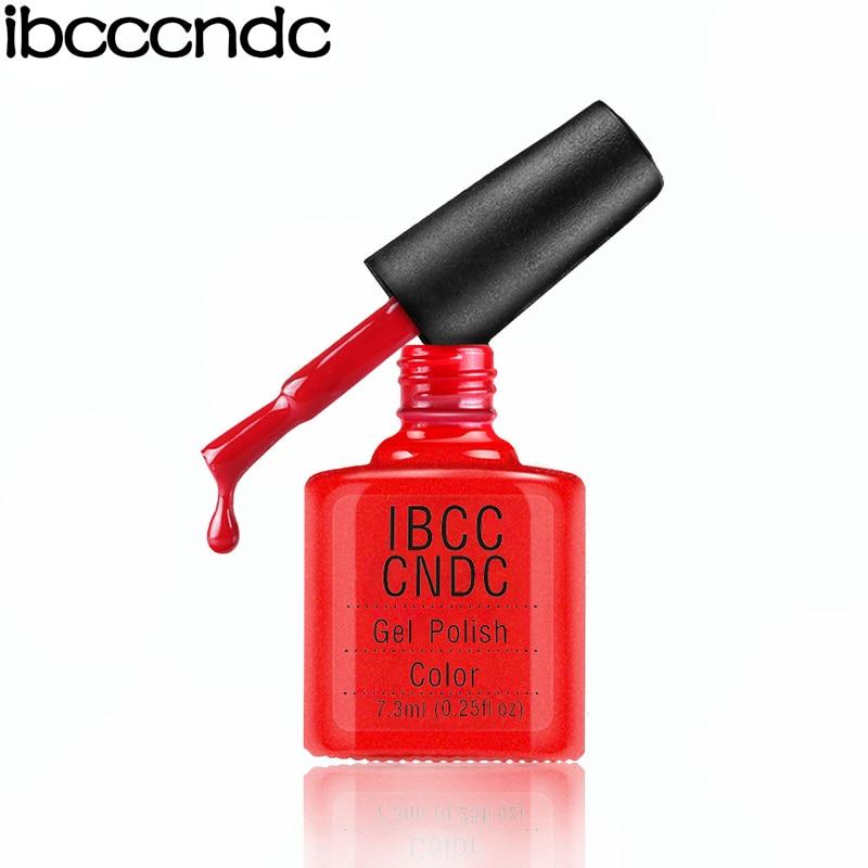 ახალი IBCCCNDC ფერადი ფრჩხილის - ფრჩხილის ხელოვნება - ფოტო 3