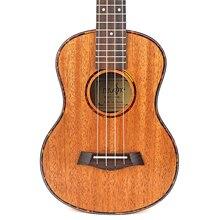 26 tenor Mahogany Red Tortoiseshell 4 Strings ukulele Hawaii mini small guita travel acoustic ukelele guitar Uke Concert kmise tenor ukulele mahogany ukelele 26 inch uke aquila string 4 string hawaii guitar