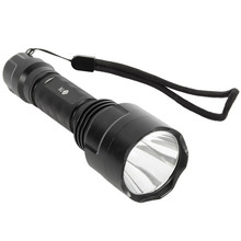 High Quality 2000Lm XM-L T6 Flashlight LED 5 Modes Torch Light For Bike Camping Lighting Without Battery
