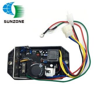 Generator Voltage Regulator KI-DAVR-150S KI DAVR 150S Diesel Generator AVR Single Phase