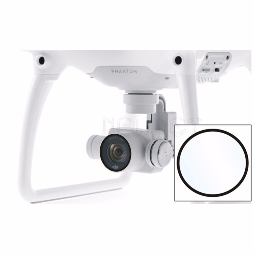 Camera Glass Protection Film and Lens UV glass film for DJI Phantom 4/3 Accessories