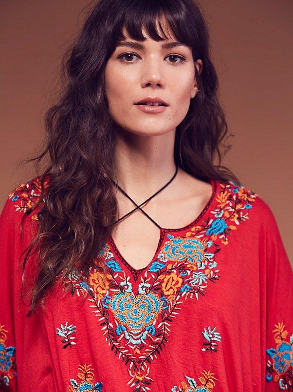 flare Merchall blouses hippie 7